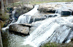 Reedy River Falls, Greenville County, S.C.