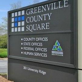 County of Greenville, SC